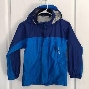 Marmot boys size S Precip rain jacket